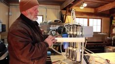 Cornell University's Maple Specialist, Steve Childs looks at a small-scale reverse osmosis unit and goes through the equipment piece by piece. Homemade Maple Syrup, Ro Membrane, Reverse Osmosis System, Sugaring, Birch, Permaculture, Farming, Homesteading, Retirement