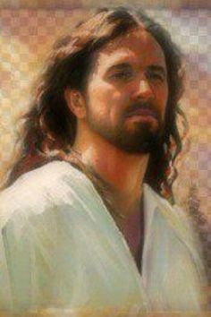 Another beautiful rendition of what Jesus might have looked like.
