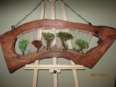 bb Weaving Projects, Weaving Art, Loom Weaving, Hand Weaving, Colchas Quilt, Home Crafts, Arts And Crafts, Tapestry Loom, Yarn Wall Art