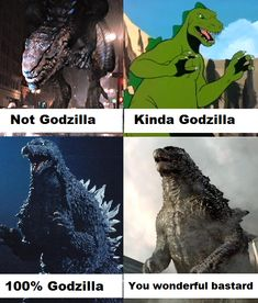 Godzilla scale | Furry Scale | Know Your Meme