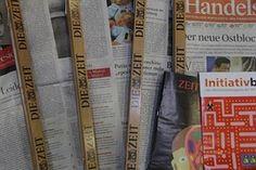 Zeitschriften, Zeitungen, Papier, Text