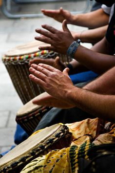 Sound Healing: How Drumming Improves Mental And Physical Health