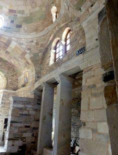 Paros - Panagia Ekatondapyliani (vierge aux cent portes) Paros, Home Decor, Virgo, Decoration Home, Room Decor, Interior Decorating