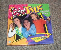 '90s Board Games - such good memories!