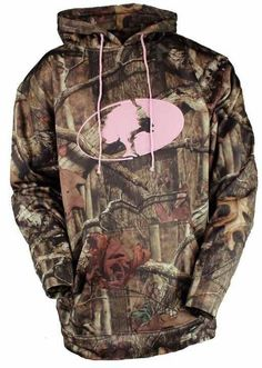 Mossy oak performance fleece for women