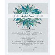 EleyOr(Ori) Snir Illustrator, designer, artist & creator Ketubah Art, Fine art prints, Embroidery and delicate illustrations. Home Wall Decor, Wedding Vows, The Creator, Fine Art Prints, Delicate, Etsy Seller, Greeting Cards, Keepsakes, Illustration
