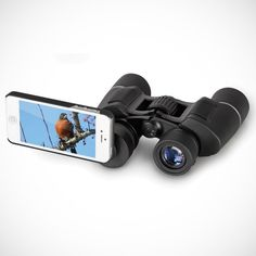 Fancy - iPhone Binoculars