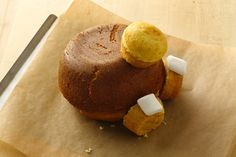 Bunny Butt Cake Directions  How to for the Bunny Butt Cake.