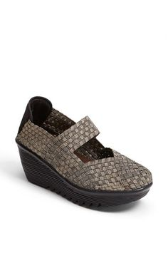 bernie mev. 'Lulia' Wedge available at #Nordstrom