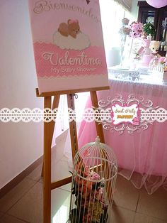 Valentina's Baby Shower   CatchMyParty.com