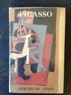 Gertrude Stein on Picasso by Gertrude Stein #Picasso, #Book, #Art
