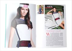 Have a look. The Monreal London Lookbook.