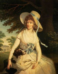 Lilias Seton (d.1821), Lady Steuart of Allanton    David Martin (1737–1797)    National Galleries of Scotland, Scottish National Gallery