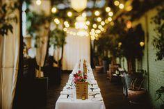 Romantic wintry wedding at Gramercy Park Hotel