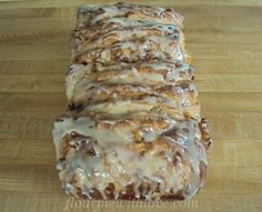 Flour Me With Love: Apple Fritter Bread