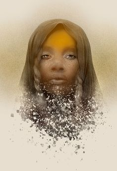 Nnedi Okorafor Who Fears Death Greg Ruth illustration book cover German edition Black Women Art, Black Art, Brown Art, Black And Brown, Game Of Thrones Br, Book Making, Female Characters, Ny Times, Female Art