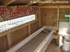 The Chicken Chick®: Virtual Tour de Coop.I need a bigger coop Chicken Roost, Best Chicken Coop, Chicken Chick, Chicken Coop Plans, Fresh Chicken, Building A Chicken Coop, Chicken Eggs, Farm Chicken, Chicken Life