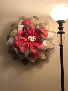 Deco Mesh Wreaths, Crafts, Home Decor, Xmas, Manualidades, Decoration Home, Room Decor, Handmade Crafts, Craft
