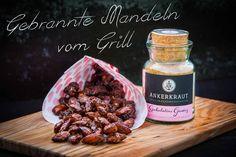 Gebrannte Mandeln vom Grill - Powered by @ultimaterecipe