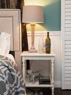 Amanda and Curtis: Master Bedroom, After - Flipping the Block: Tour the Finished Master Bedrooms on HGTV