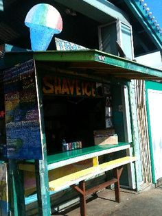 Local Boy - Shaved Ice in Kihei. By far the #1 shave ice in Kihei.