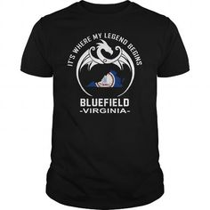 Bluefield - Virginia where my legend begins #city #tshirts #Bluefield #gift #ideas #Popular #Everything #Videos #Shop #Animals #pets #Architecture #Art #Cars #motorcycles #Celebrities #DIY #crafts #Design #Education #Entertainment #Food #drink #Gardening #Geek #Hair #beauty #Health #fitness #History #Holidays #events #Home decor #Humor #Illustrations #posters #Kids #parenting #Men #Outdoors #Photography #Products #Quotes #Science #nature #Sports #Tattoos #Technology #Travel #Weddings #Women