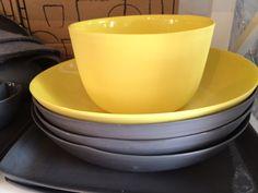 Yellow mud bowl