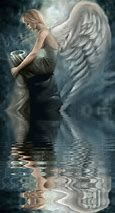 Image result for moving animated angel art