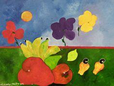Still life, Aldemir Martins (Brazilian, 1922-2006), 2003.