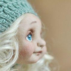 Вся радость жизни в творчестве! Приятно слышать от покупателя, когда заказ превосходит ожидание. #needlefeltdoll #doll