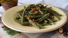 Green Beans, Alice, Vegetables, Food, Essen, Vegetable Recipes, Meals, Yemek, Veggies