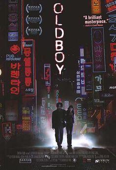 """""""Old Boy"""" de Park Chan-wook, programmé le 1/10 à 21h et le 15/10 à 16h30…"""