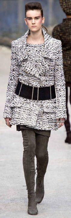 Chanel Otoño Invierno 2013-14 Haute Couture