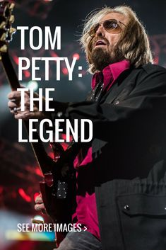 I had the honor of photographing Tom Petty at KAABOO Del Mar in 2017. I wanted to share my favorite images that I took from their set. [Tom Petty & The Heartbreakers, Nikon, concert photographer, photography]