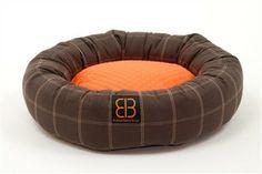 Pet Ego Dozer Donut Dog Bed | PupLife Designer Dog Supplies