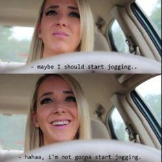 Jenna Marbles.