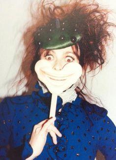Smiling mask  #mask #maschera #mascara #masque #head #weird - Carefully selected by GORGONIA www.gorgonia.it