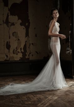 Vera Wang : Bridal Collection Spring 2016