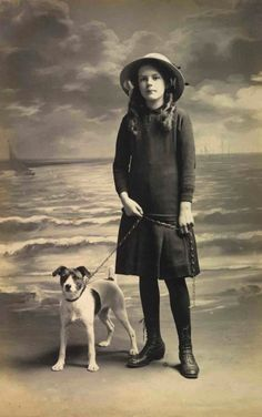 Libby Hall is fanatical about dogs. She is a born and bred New Yorker, who moved to the United Kingdom in 1967, where she currently resides. For three decades (1966-2006) she collected close to six thousand archival photographs of dogs, which have since been documented in four books.