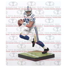 McFarlane NFL Series 33 Andrew Luck (White Jersey) Indianapolis Colts  Andrew Luck a631bd614