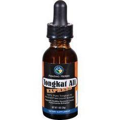 Black Seed Liquid Extract Tongkat Ali Express 1 oz