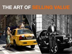 The art of selling value by Thorleif Hallund via slideshare