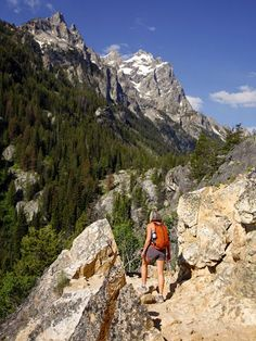 Legendary Day Hikes in the National Parks