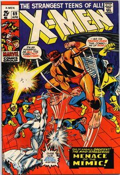 mimic in comics - Google Search