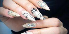 Alba, Nails, Beauty, Photos, Finger Nails, Ongles, Nail, Beauty Illustration, Manicures