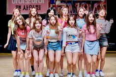 #OT11 #VeryVeryVery ♥️ Kpop Girl Groups, Korean Girl Groups, Kpop Girls, Ioi Doyeon, Jung Chaeyeon, Choi Yoojung, Kim Sejeong, Korean K Pop, Fandom