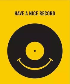 Have a Nice Record!