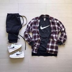 Please Rate this outfit from Comment down 👇 Flannel Outfits Summer, Summer Outfits Men, Stylish Mens Outfits, Casual Outfits, Mode Streetwear, Streetwear Fashion, Hype Clothing, Mens Clothing Styles, Men's Fashion Styles