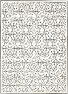 Pattern in Islamic Art, BOU 041 Les Elements de l'art Arabe Graphic Patterns, Textile Patterns, Shape Patterns, Print Patterns, Floral Patterns, Zentangle Patterns, Mosaic Patterns, Islamic Art Pattern, Arabic Pattern