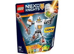 LEGO NEXO KNIGHTS 70366 Lance i stridsrustning